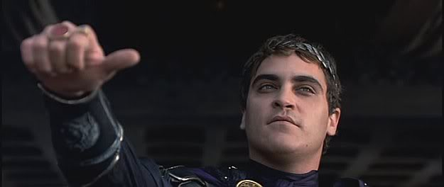 Commodus Joaquin Phoenix